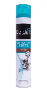 BOLDAIR ANIMALES 500ML aero (neutralizator zapachu)